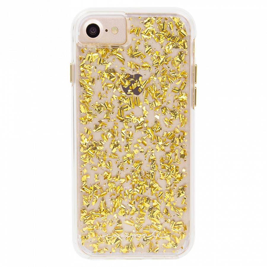 iPhone SE(第2世代)/8/7/6s/6対応ケース Karat Gold 2