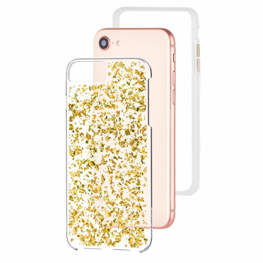 iPhone SE(第2世代)/8/7/6s/6対応ケース Karat Gold 3