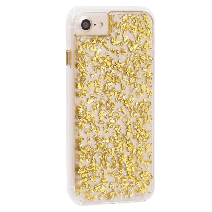 iPhone SE(第2世代)/8/7/6s/6対応ケース Karat Gold 5