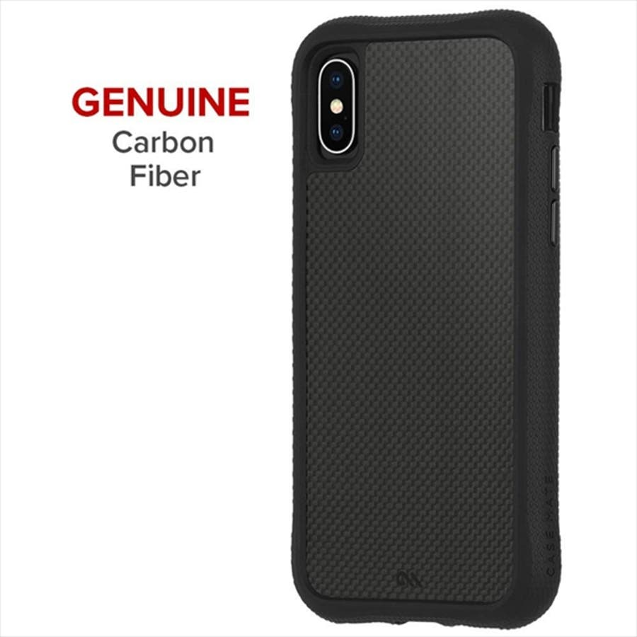 iPhoneXS/X対応ケース Protection Collection Carbon Fiber 4