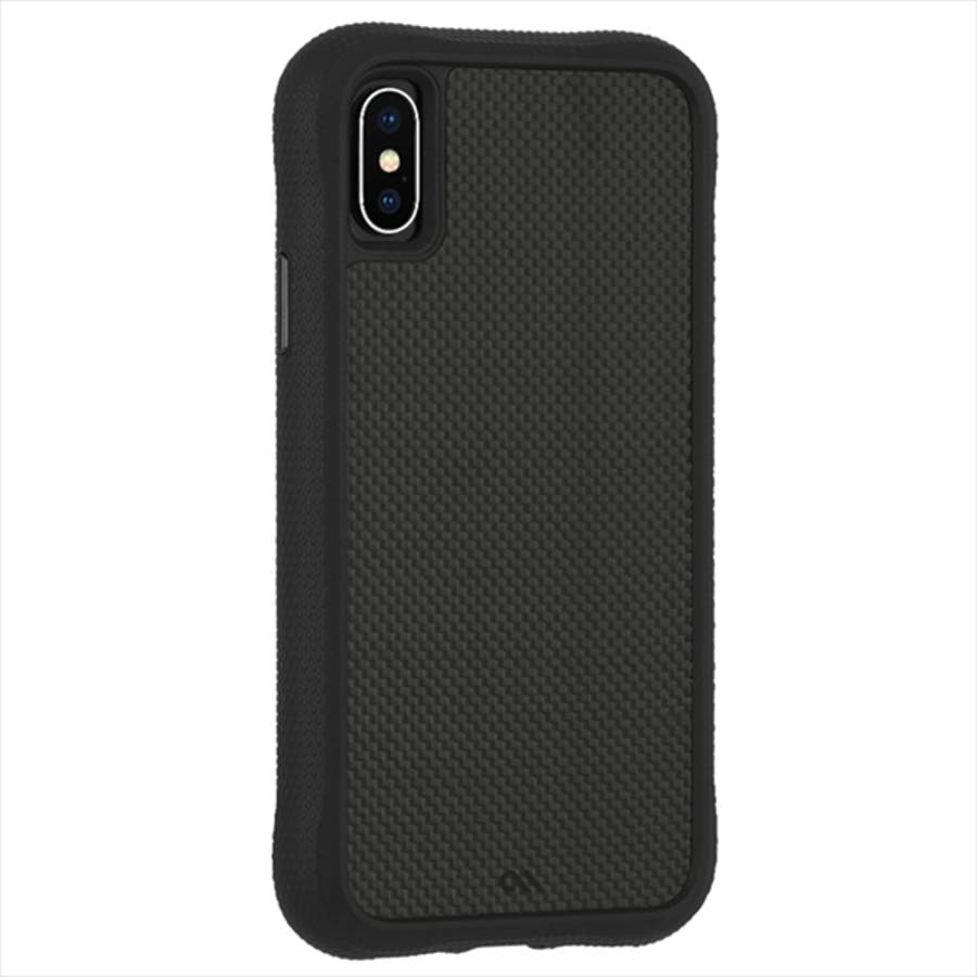 iPhoneXS/X対応ケース Protection Collection Carbon Fiber 6