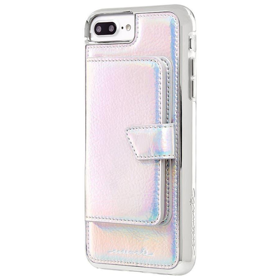 iPhone8 Plus / 7 Plus / 6s Plus / 6 Plus対応ケース Compact Mirror CaseIridescent 2
