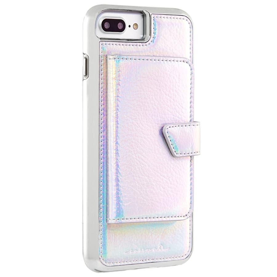 iPhone8 Plus / 7 Plus / 6s Plus / 6 Plus対応ケース Compact Mirror CaseIridescent 3