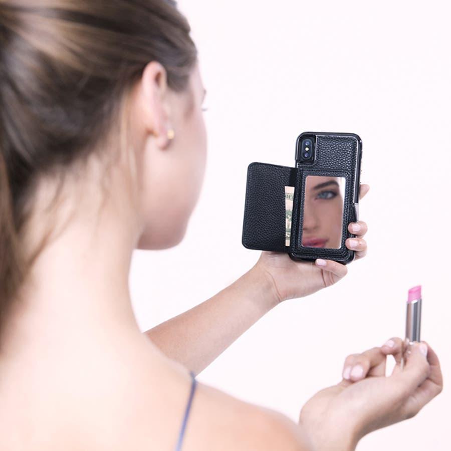 iPhone8 Plus / 7 Plus / 6s Plus / 6 Plus対応ケース Compact Mirror CaseIridescent 5