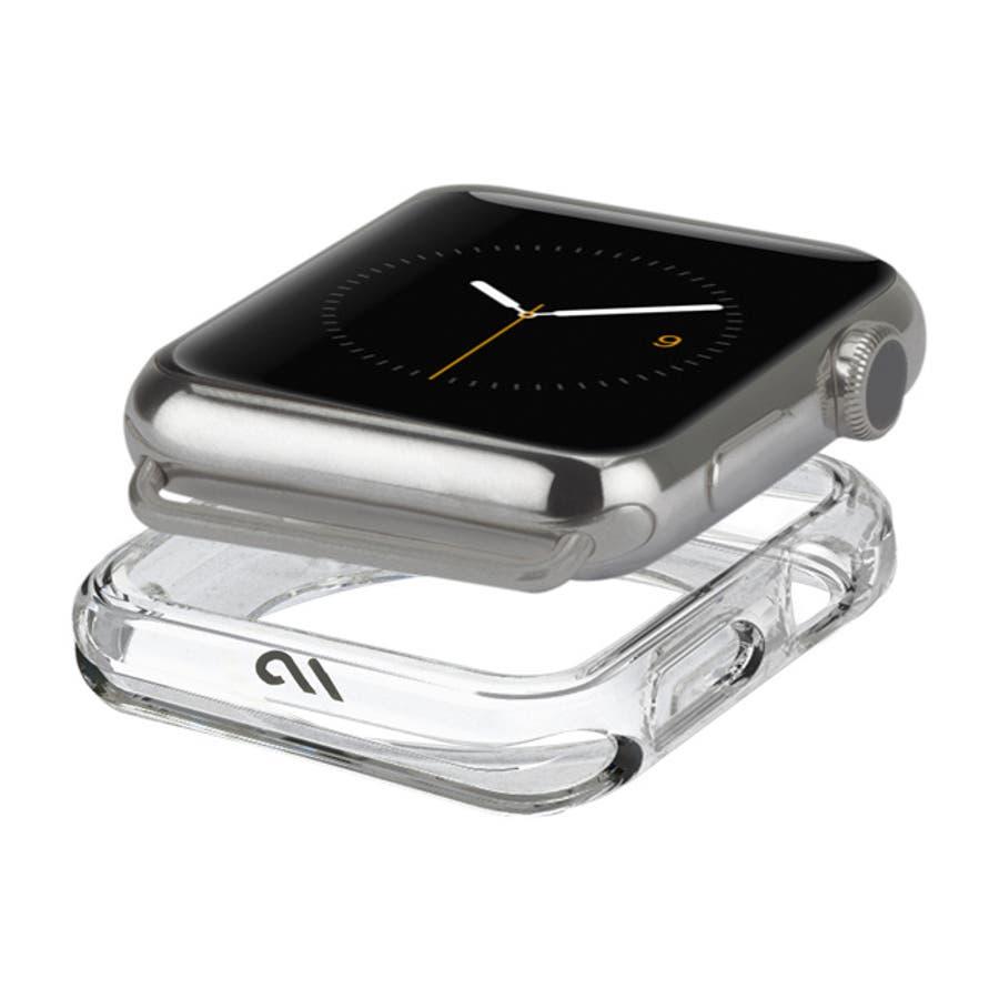 【アップル ウォッチ 42mm用バンパー】 Apple Watch Tough Naked Bumper 1