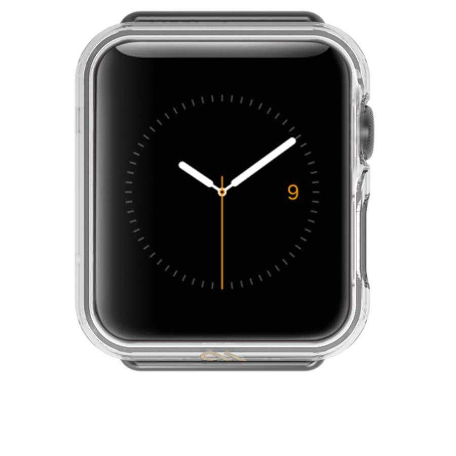 【アップル ウォッチ 42mm用バンパー】 Apple Watch Tough Naked Bumper 2