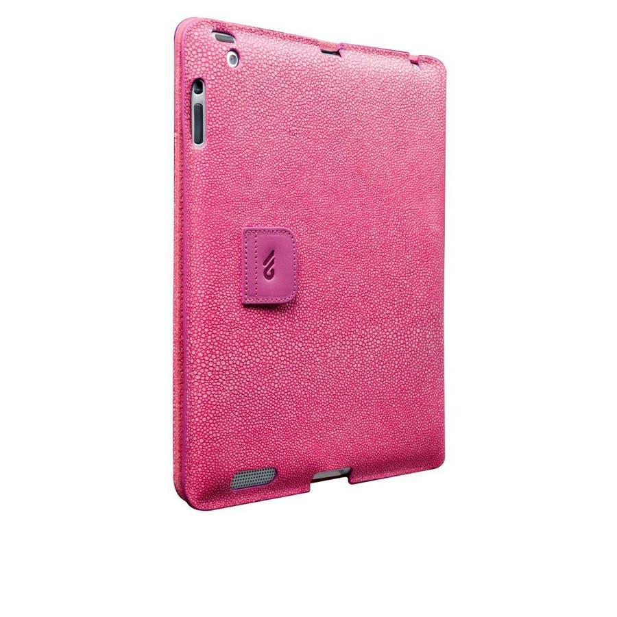 iPad 2〜4世代 対応ケース Slim Stand Stingray, Lipstick Pink 1