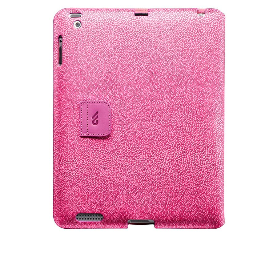 iPad 2〜4世代 対応ケース Slim Stand Stingray, Lipstick Pink 3