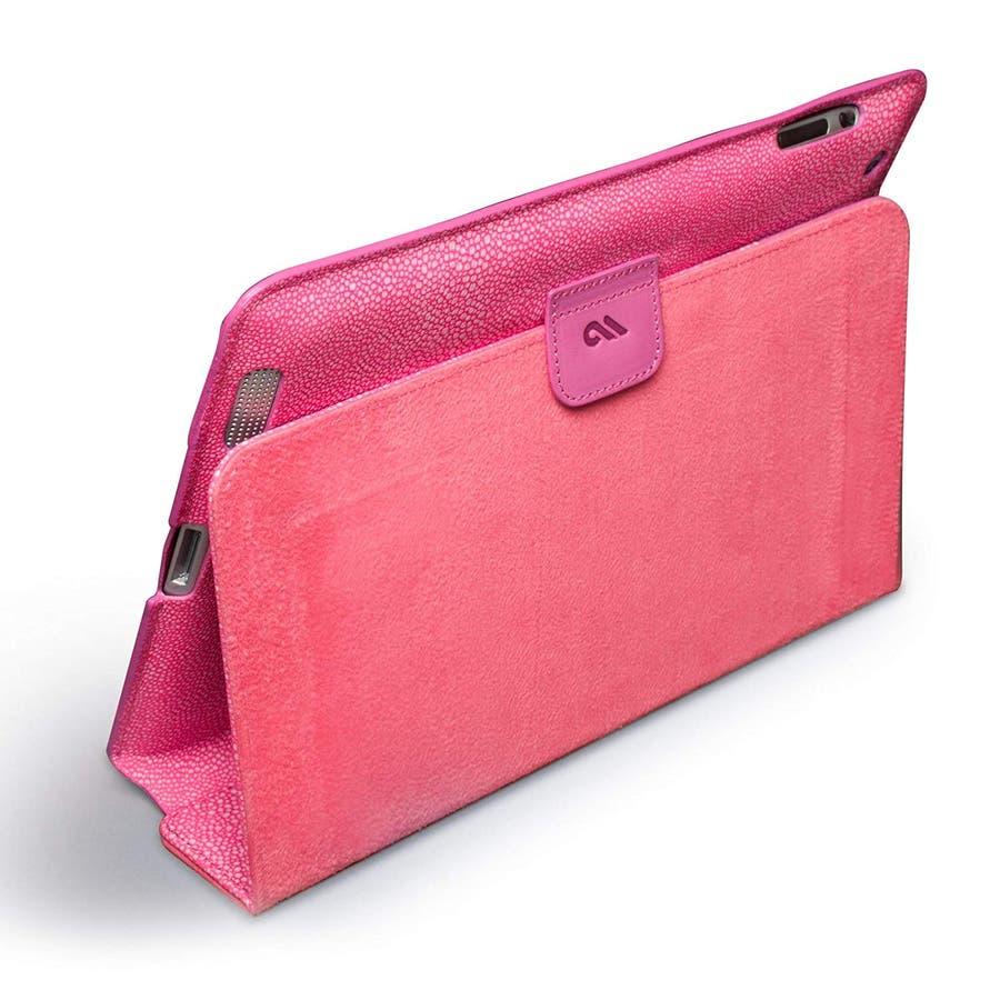 iPad 2〜4世代 対応ケース Slim Stand Stingray, Lipstick Pink 5