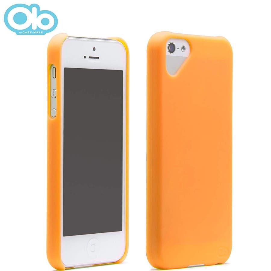 iPhone SE/5s/5 対応ケース Simple Case, Orange Popsicle 1