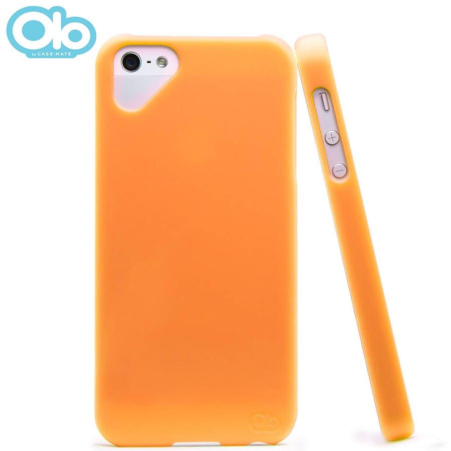 iPhone SE/5s/5 対応ケース Simple Case, Orange Popsicle 2