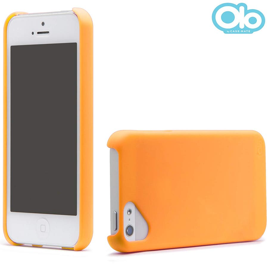 iPhone SE/5s/5 対応ケース Simple Case, Orange Popsicle 3