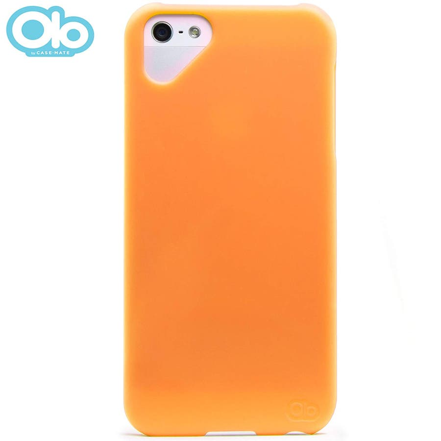 iPhone SE/5s/5 対応ケース Simple Case, Orange Popsicle 4