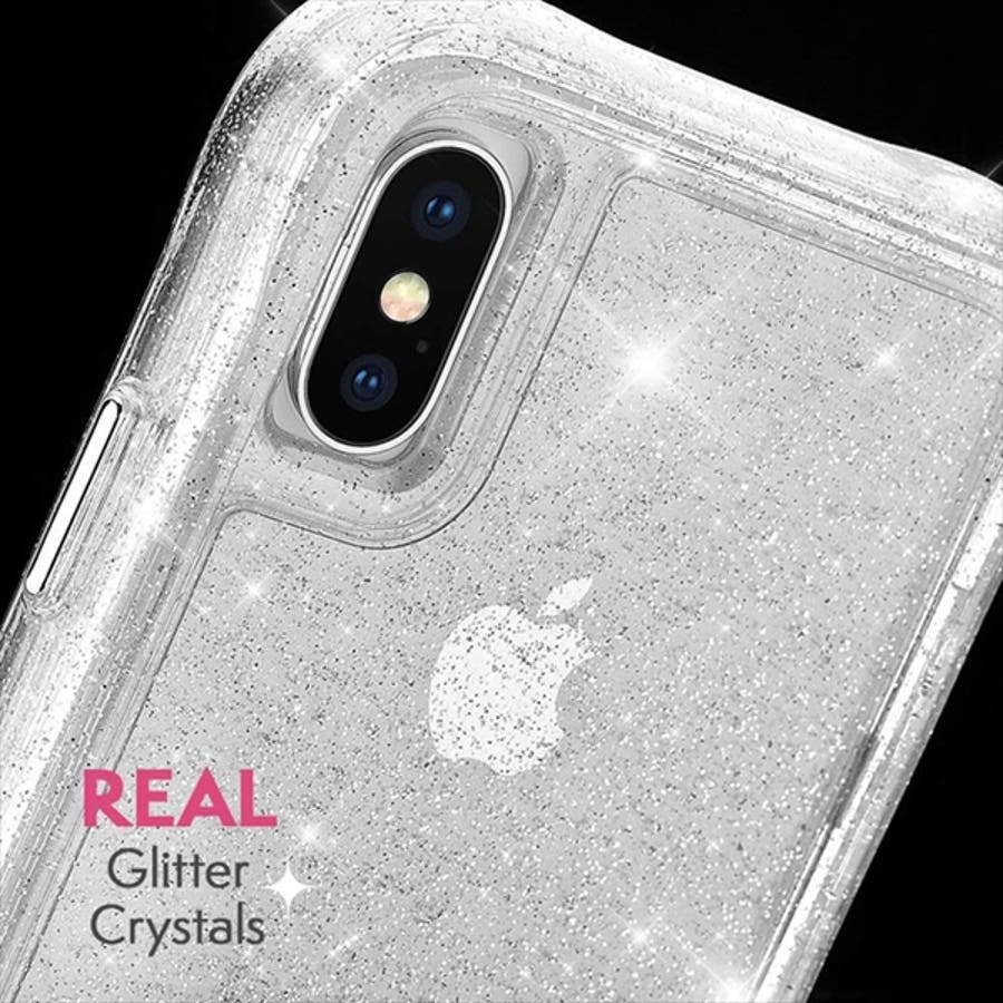 iPhoneXS Max対応ケース Protection Collection SheerCrystalClear 1