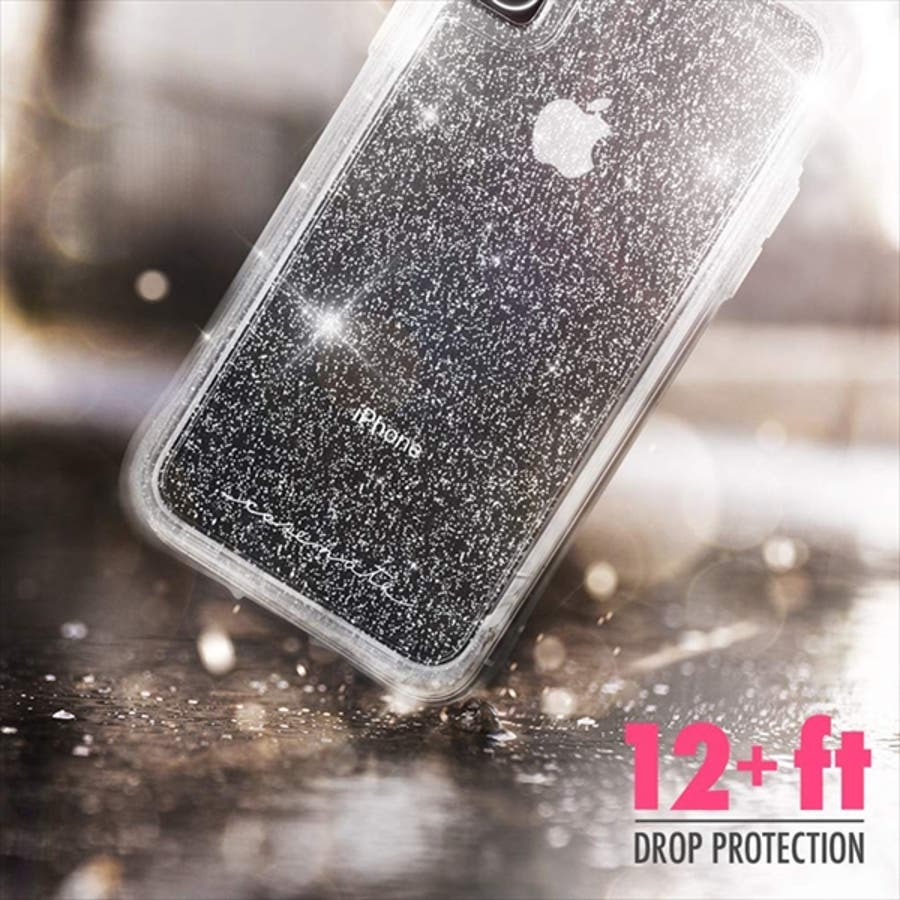 iPhoneXS Max対応ケース Protection Collection SheerCrystalClear 3