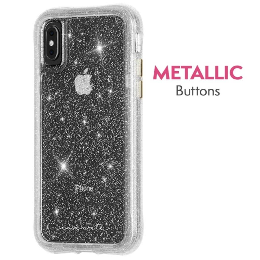 iPhoneXS Max対応ケース Protection Collection SheerCrystalClear 5