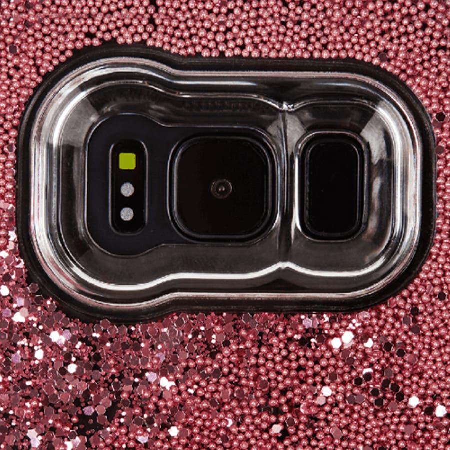 Galaxy S8+対応ケース Waterfall-Rose Gold 4