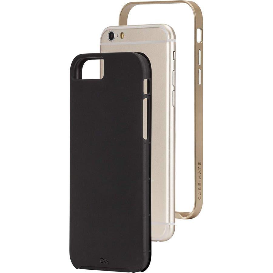 iPhone6s Plus/6 Plus 対応ケース Slim Tough Case Black/Gold 1