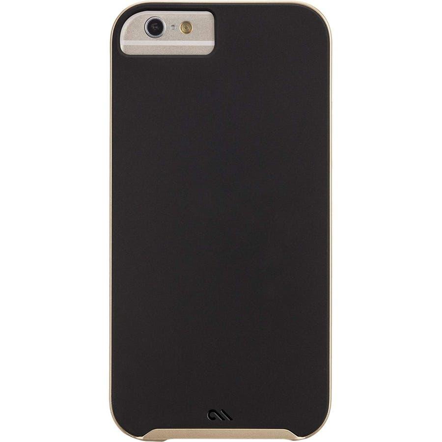 iPhone6s Plus/6 Plus 対応ケース Slim Tough Case Black/Gold 2