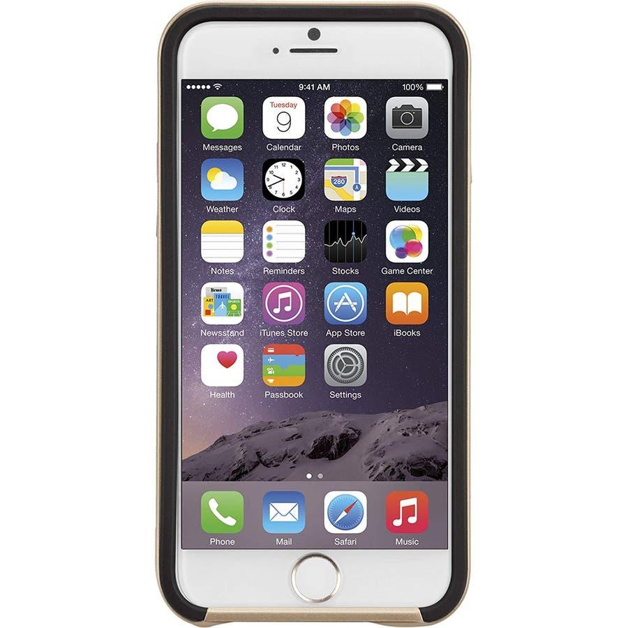 iPhone6s Plus/6 Plus 対応ケース Slim Tough Case Black/Gold 4
