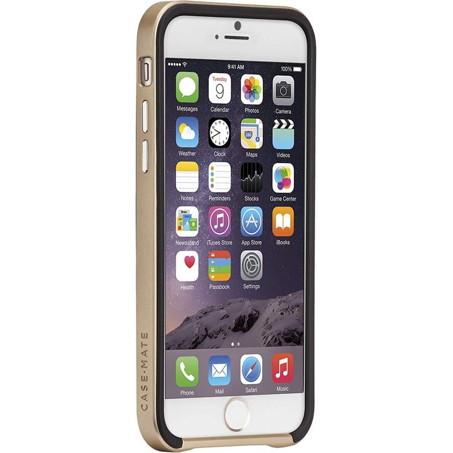 iPhone6s Plus/6 Plus 対応ケース Slim Tough Case Black/Gold 7