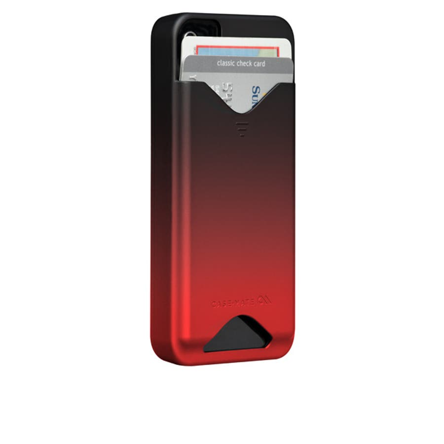 iPhone 4S/4 対応ケース ID Case, Matte Royal Red 1
