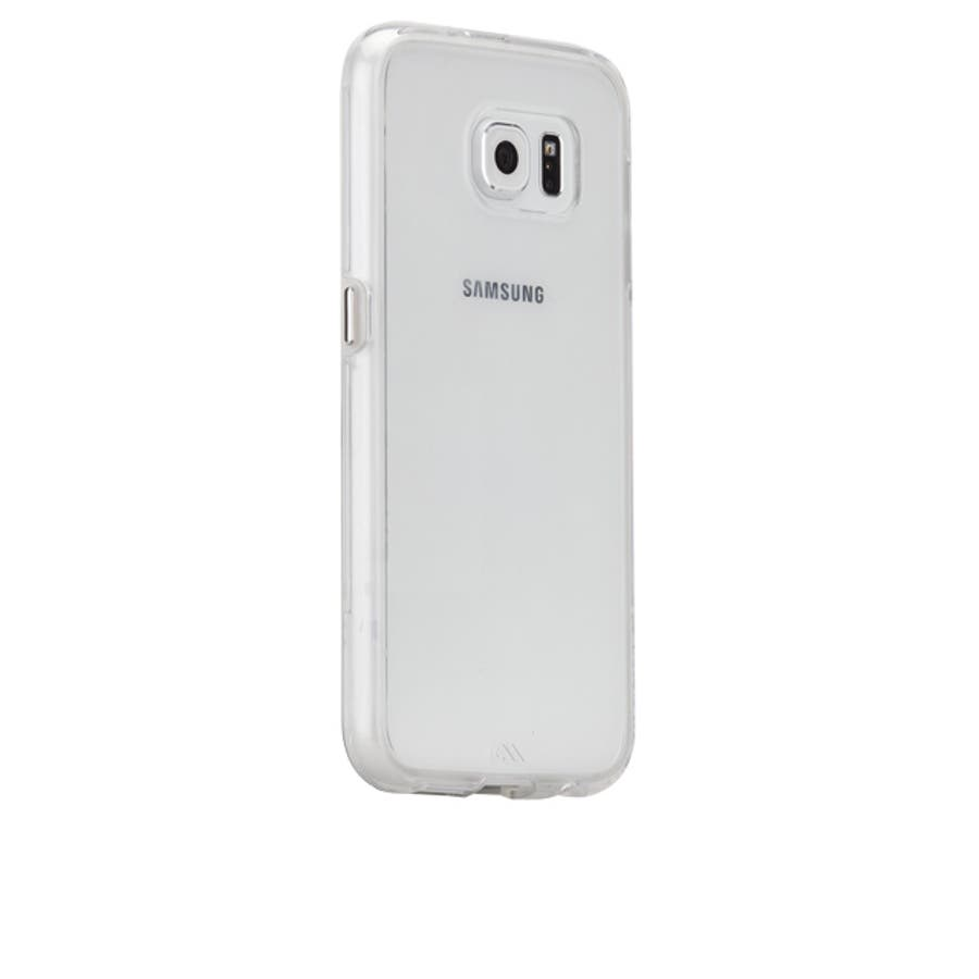 Galaxy S6 対応ケース Hybrid Naked Tough Case, Clear / Clear 1