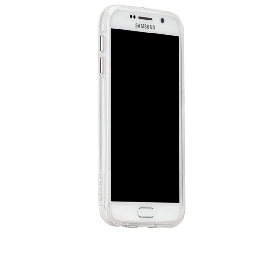 Galaxy S6 対応ケース Hybrid Naked Tough Case, Clear / Clear 2