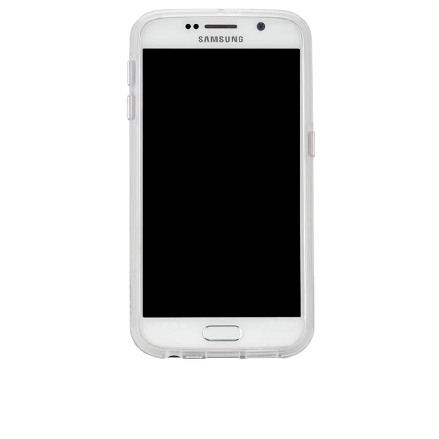 Galaxy S6 対応ケース Hybrid Naked Tough Case, Clear / Clear 4