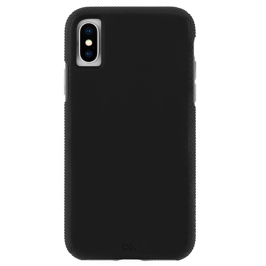 iPhoneXS Max対応ケース Tough Grip-Black 2