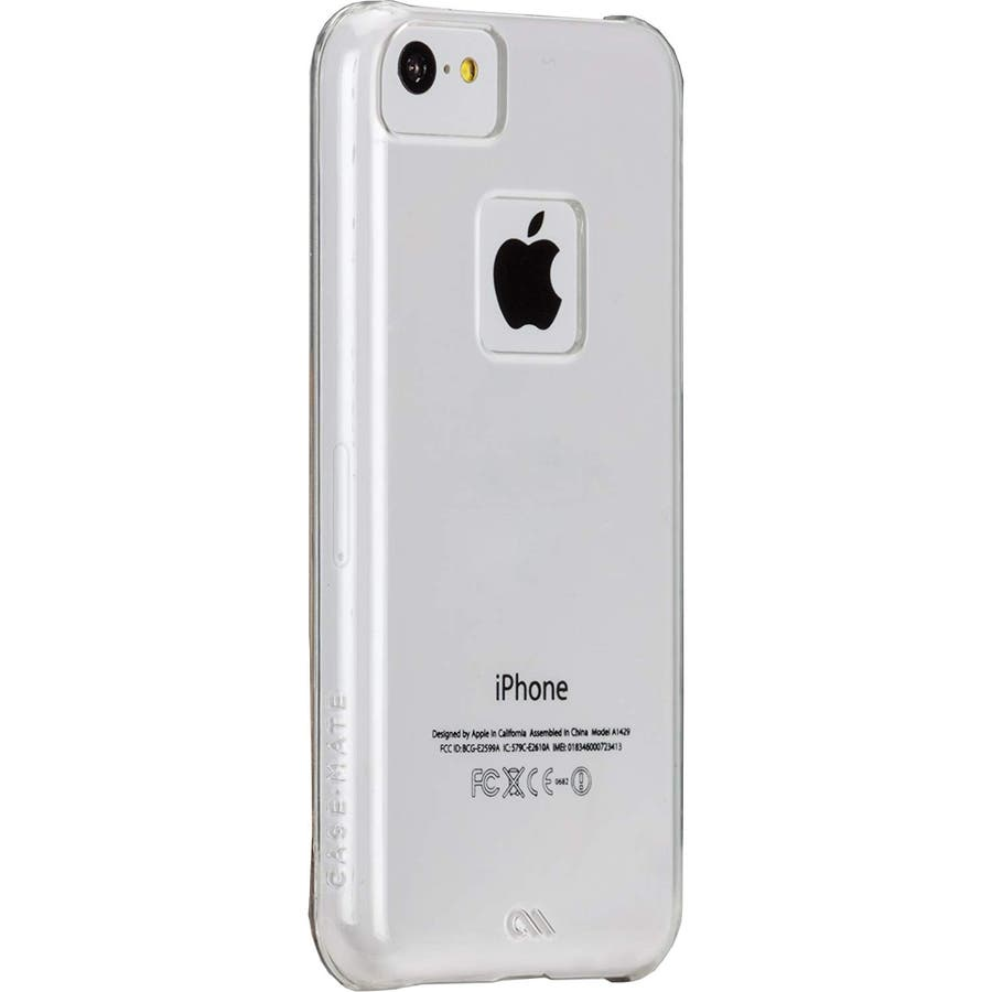 iPhone 5c 対応ケースBarely There Case, Clear 3
