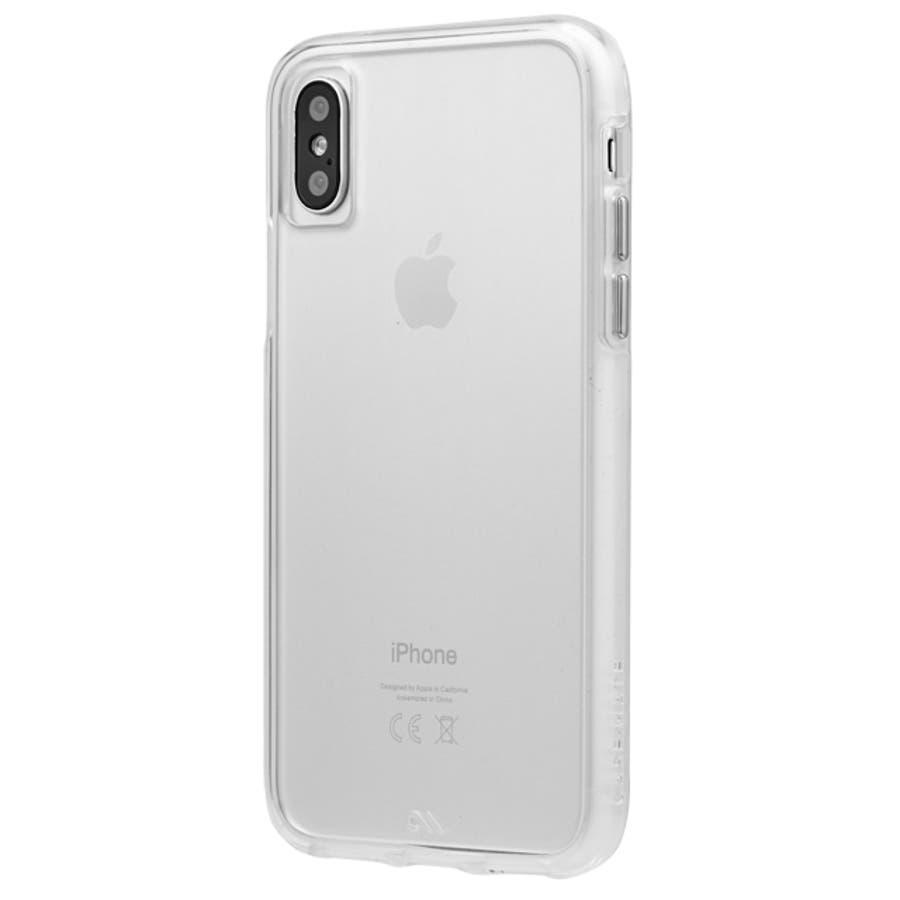 iPhoneXS/X Tough Clear 5