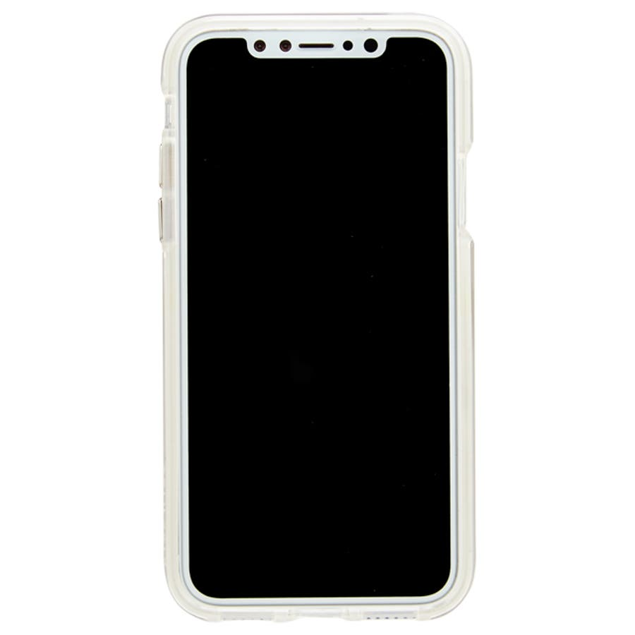 iPhoneXS/X Tough Clear 6