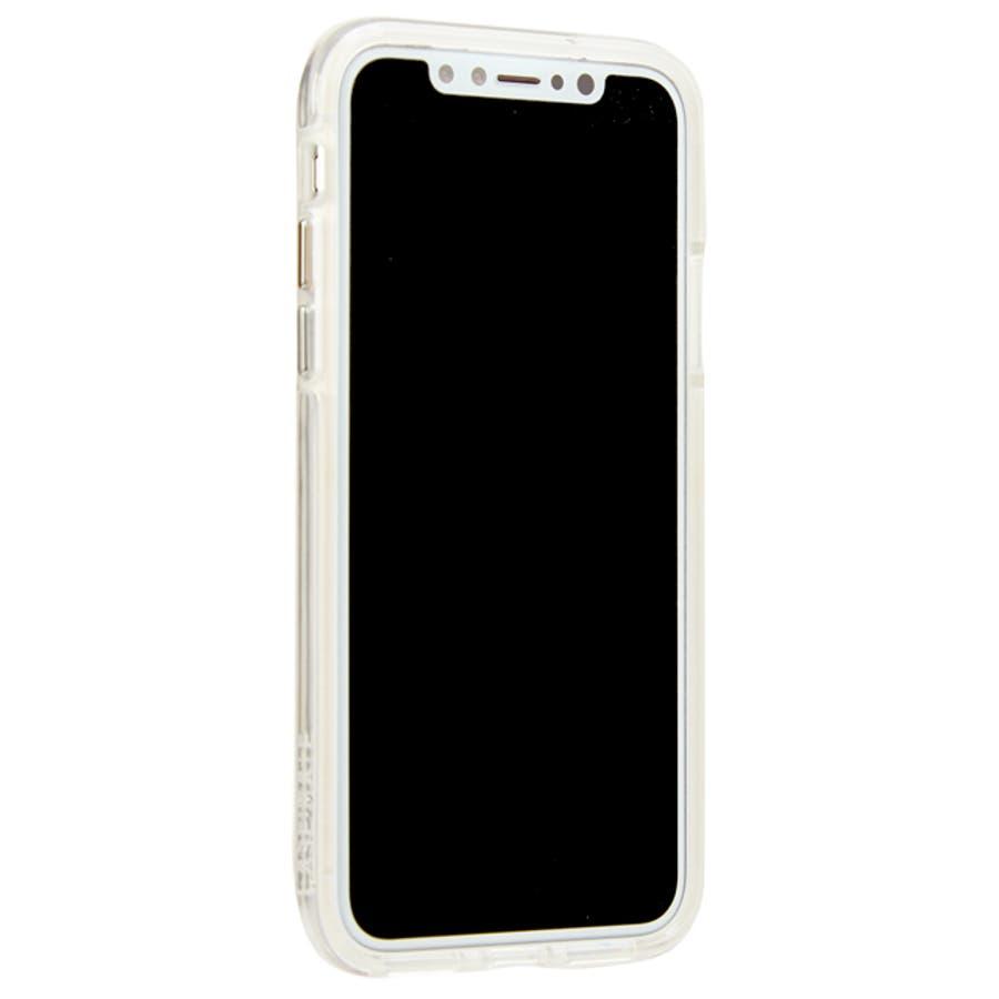 iPhoneXS/X Tough Clear 7