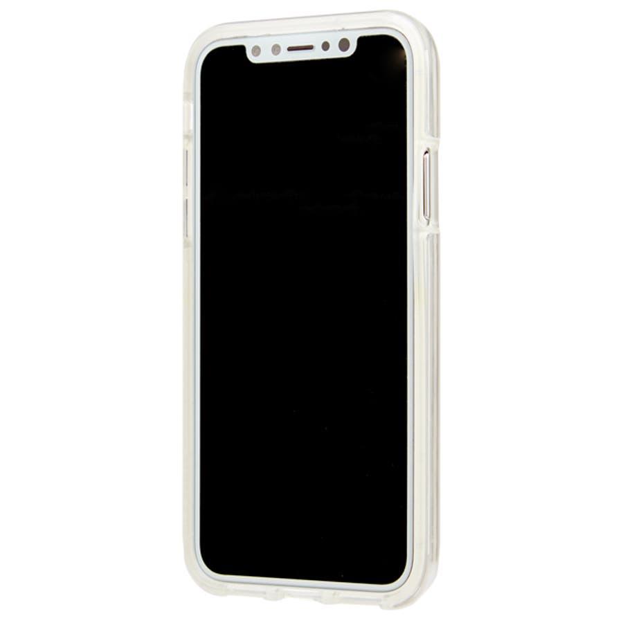 iPhoneXS/X Tough Clear 8
