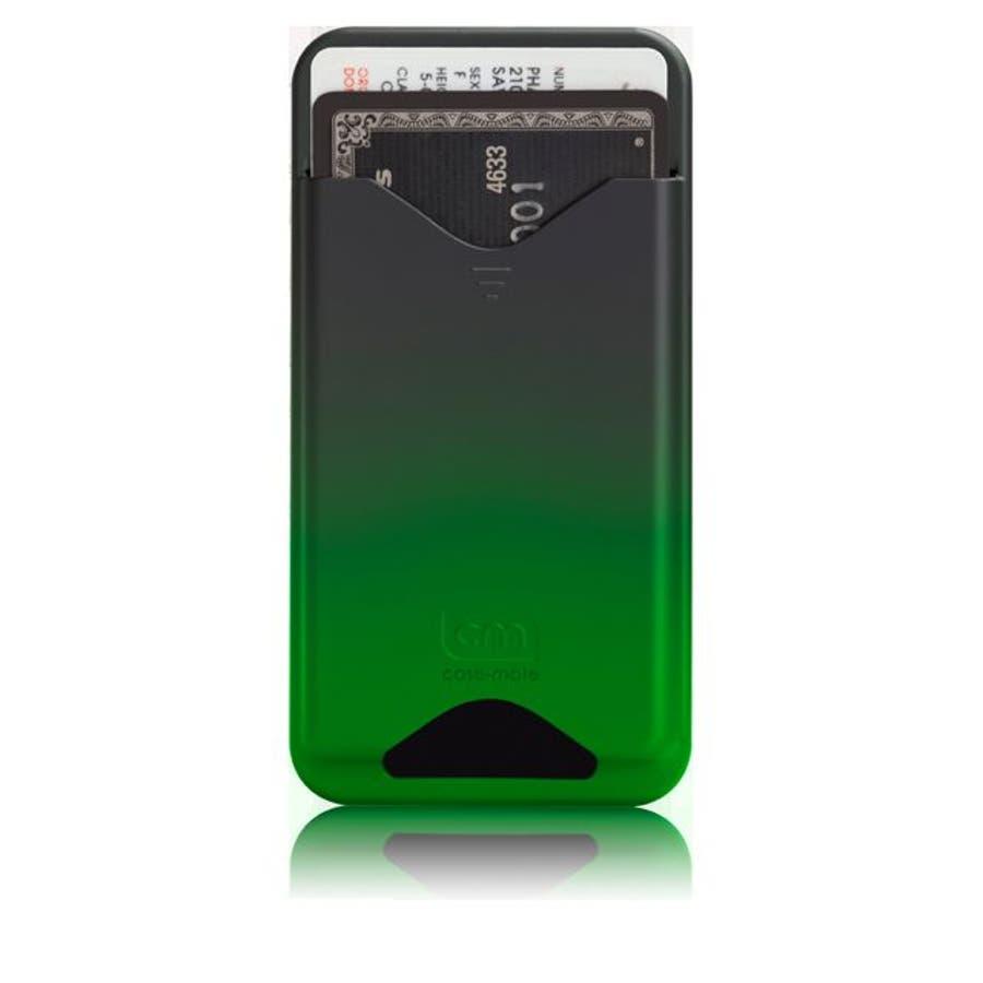 iPhone 4S/4 対応ケース ID Case, Matte Royal Green 3