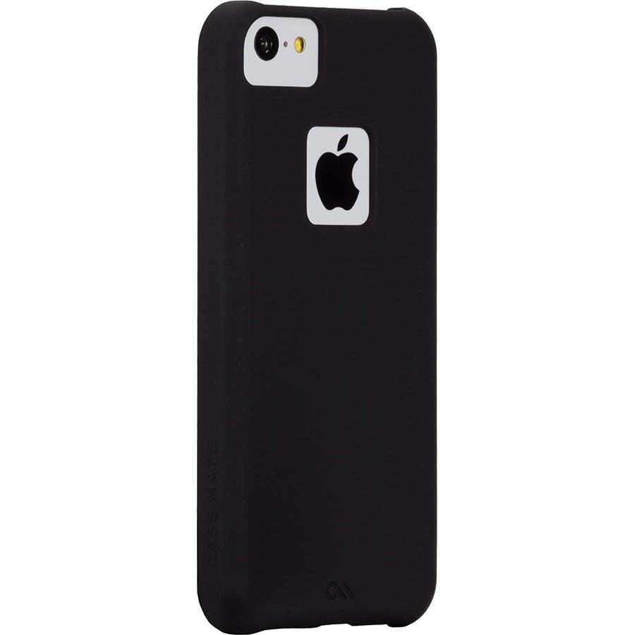 iPhone 5c 対応ケースBarely There Case, Matte Black 1
