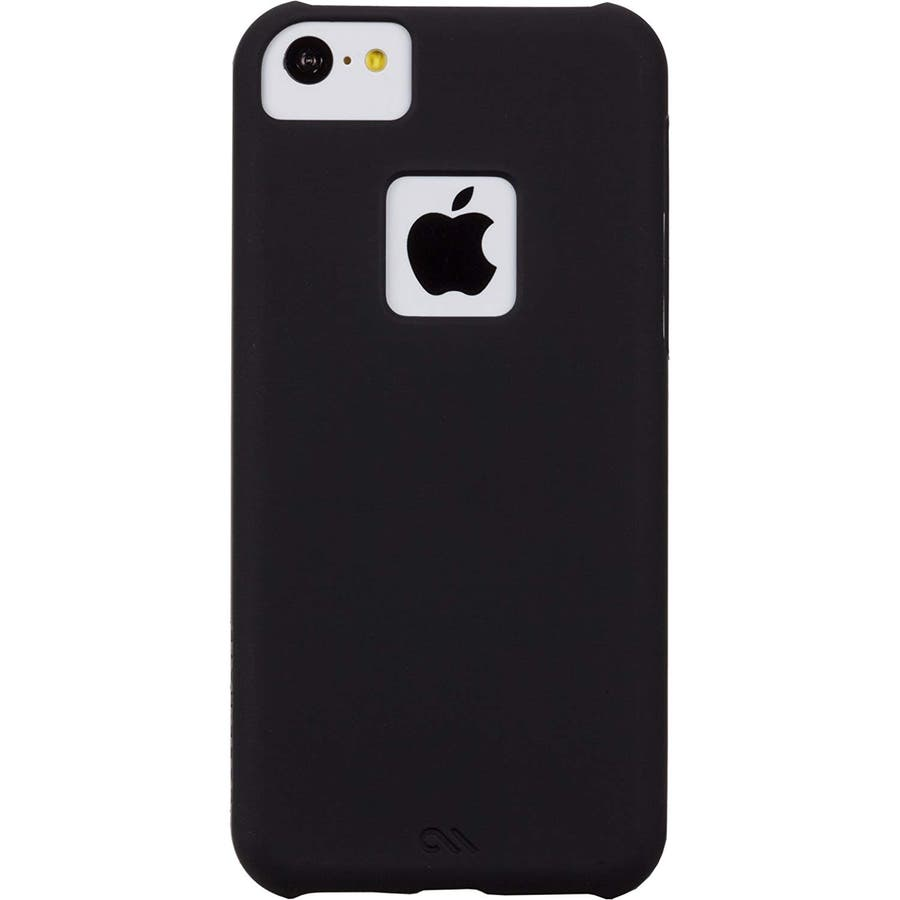 iPhone 5c 対応ケースBarely There Case, Matte Black 3