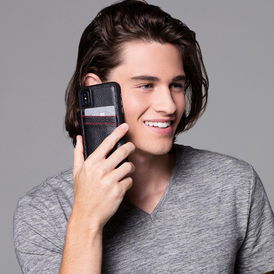 iPhone SE(第2世代)/8/7/6s/6対応ケース Tough ID CaseBlack 4