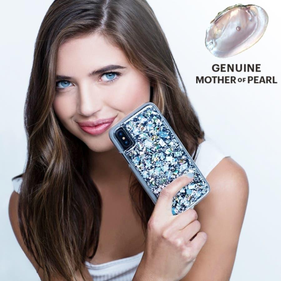 iPhoneXS/X対応ケース Karat-Pearl 1
