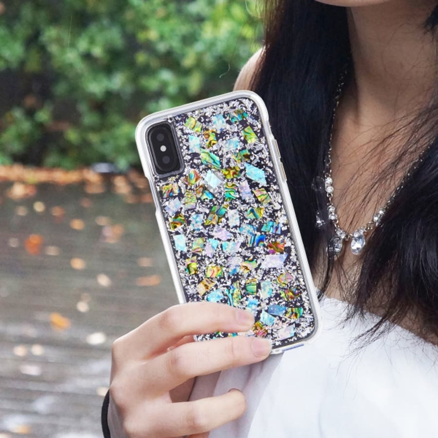 iPhoneXS/X対応ケース Karat-Pearl 2
