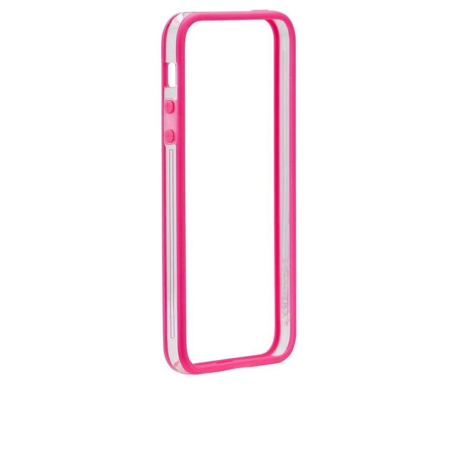 iPhone SE/5s/5 対応ケース Hula, Pink フレームスタイルケース 2