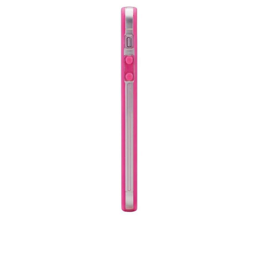 iPhone SE/5s/5 対応ケース Hula, Pink フレームスタイルケース 3