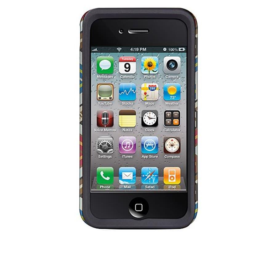 iPhone 4S/4 対応ケース Hybrid Tough Case, Cinda B - Ravinia 4