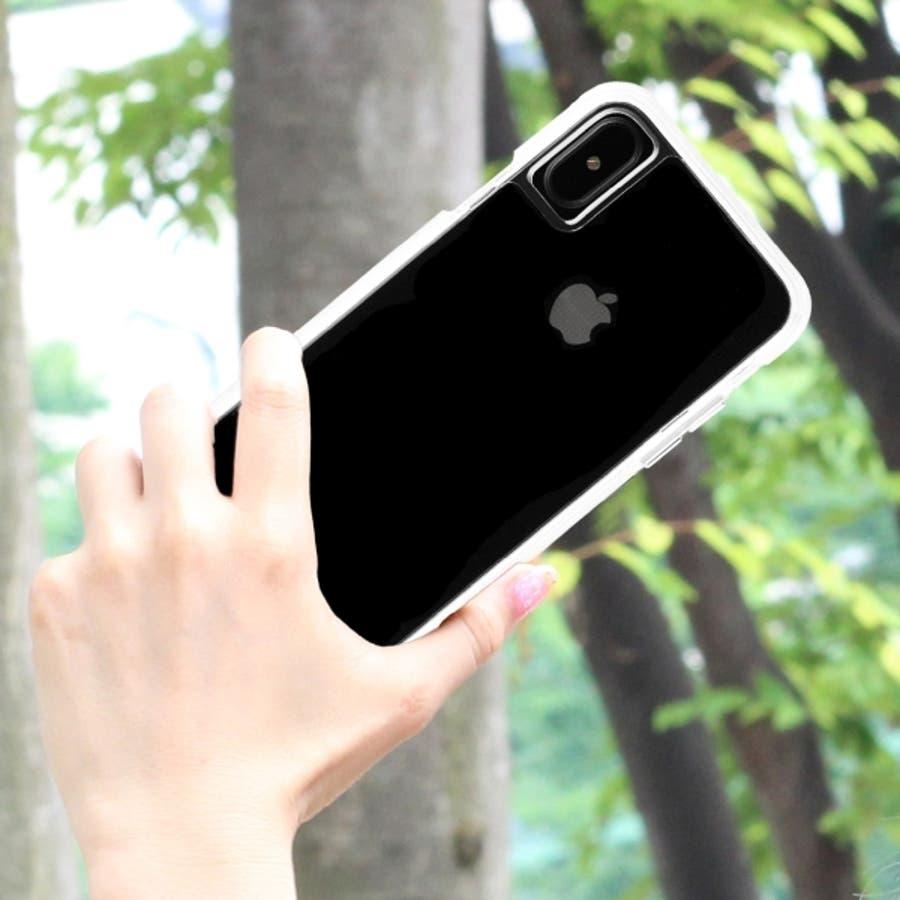 iPhoneXS Max対応ケース Tough Clear-Clear 2
