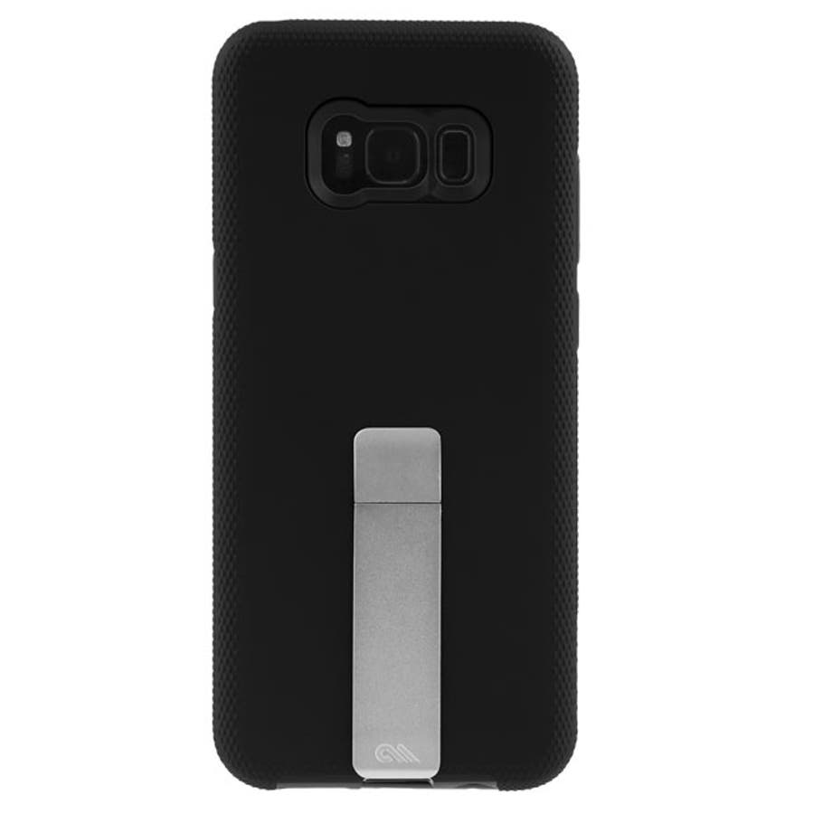Galaxy S8+対応ケース Hybrid Tough Stand-Black 7