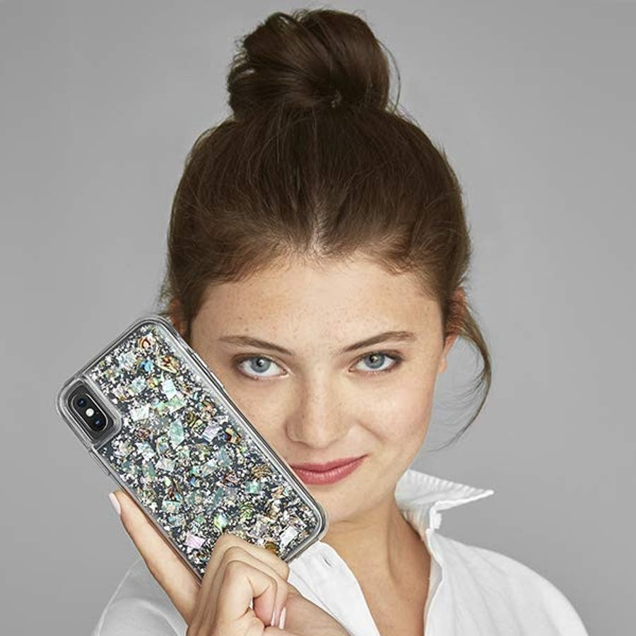 iPhoneXS Max対応ケース Karat-Pearl 2