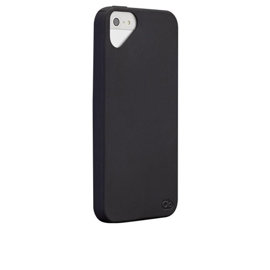 iPhone SE/5s/5 対応ケース Cloud Case, Black 1