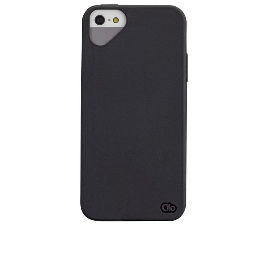 iPhone SE/5s/5 対応ケース Cloud Case, Black 5