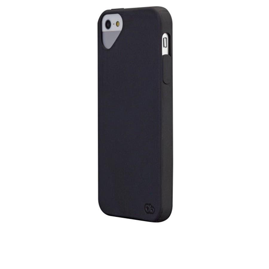 iPhone SE/5s/5 対応ケース Cloud Case, Black 6